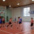 Mistrzostwa Powiatu w piłce koszykowej dziewcząt